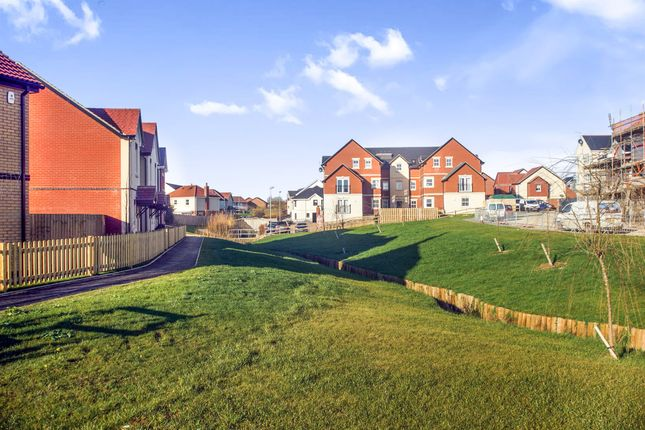 Thumbnail Detached bungalow for sale in Holzwickede Court, Weymouth