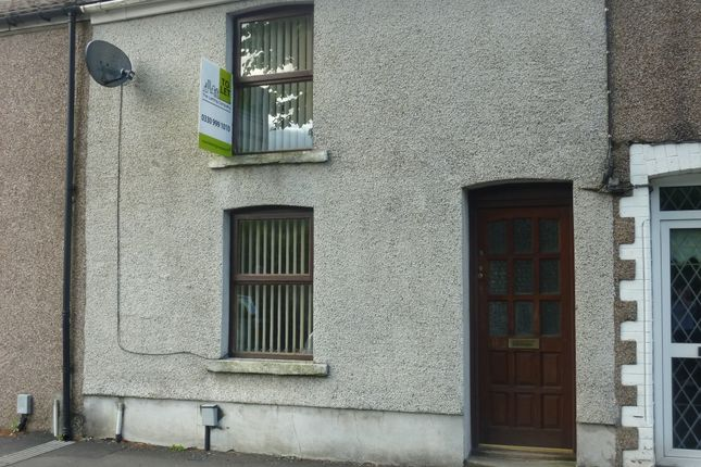 Thumbnail Terraced house to rent in Church Square, Cwmavon, Port Talbot