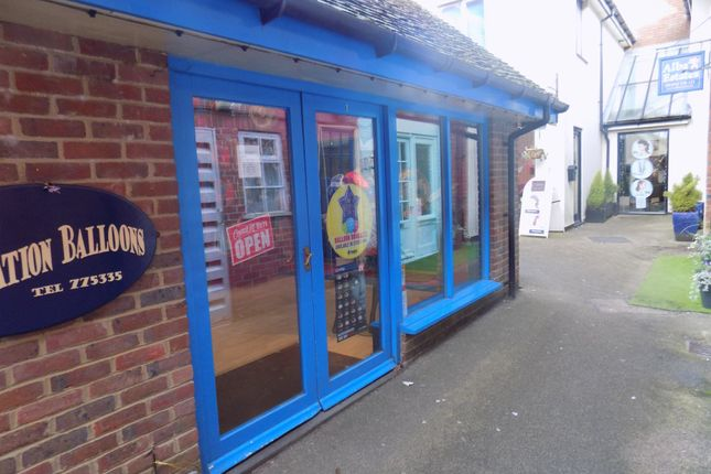 Thumbnail Retail premises to let in High Street, Battle