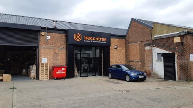 Thumbnail Light industrial to let in Unit 2, Bracken Industrial Estate, 185 Forest Road, Ilford, Essex