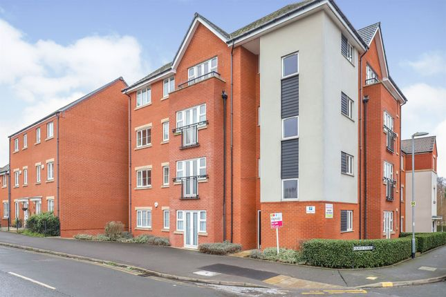 Thumbnail Flat for sale in Franchise Street, Kidderminster