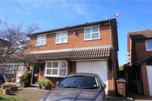 Thumbnail Detached house for sale in Rushford Close, Shirley, Solihull, West Midlands
