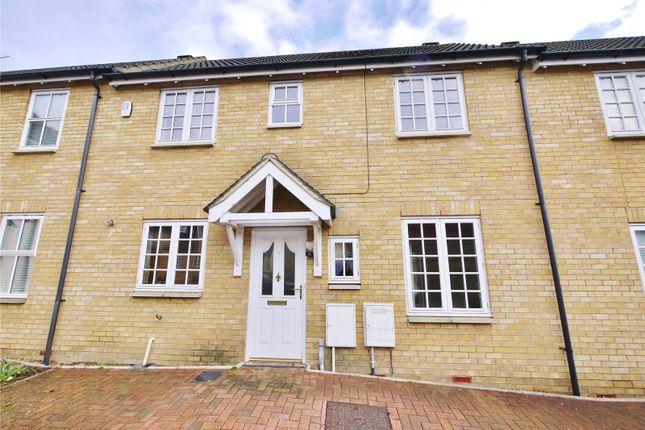 Thumbnail Terraced house for sale in Hare Bridge Crescent, Ingatestone, Essex