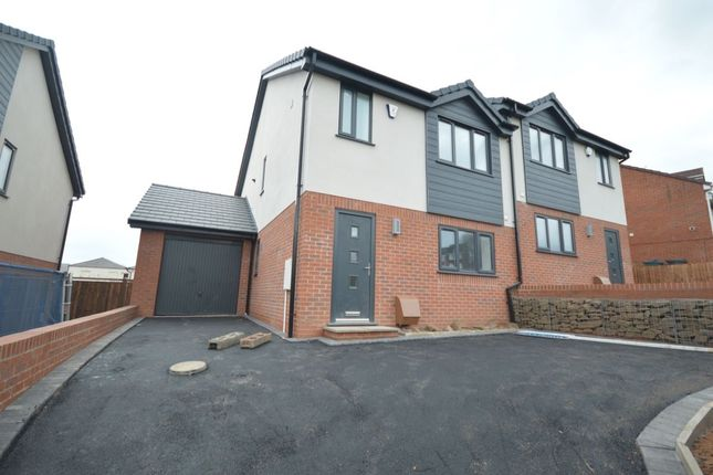 Thumbnail Semi-detached house for sale in Doulton Road, Rowley Regis