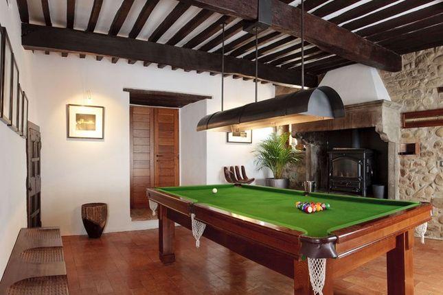 Billiards of Casa Montecastelli, Umbertide, Umbria