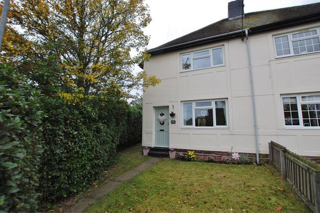 Thumbnail Semi-detached house for sale in Witham Road, Black Notley, Braintree, Essex