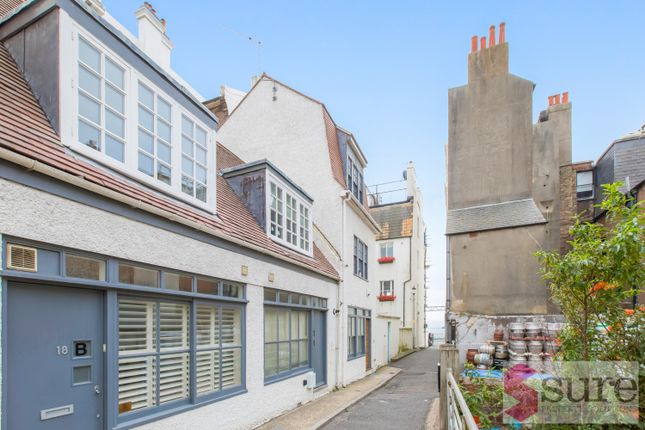 Thumbnail Mews house to rent in Marine Gardens, Brighton, East Sussex