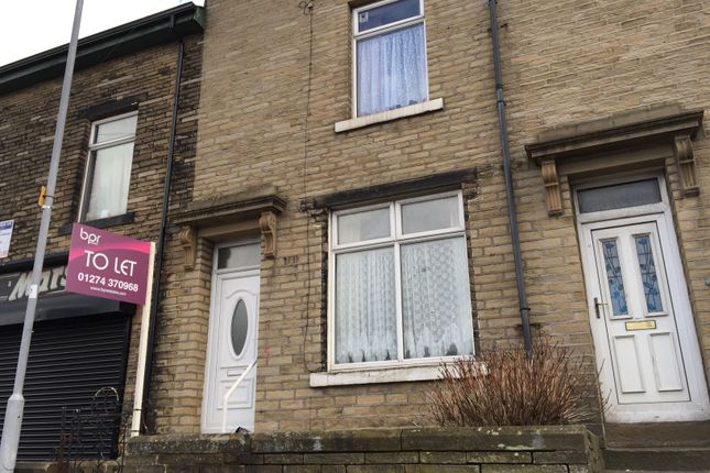 Thumbnail Terraced house to rent in Hollingwood Avenue, Bradford
