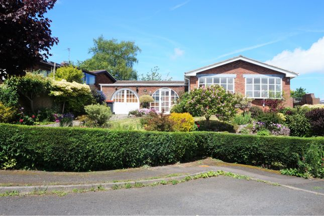 Thumbnail Detached bungalow for sale in Little Wenlock, Telford
