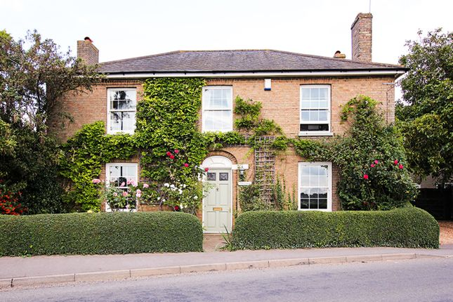 Thumbnail Detached house for sale in Newmarket Road, Stretham