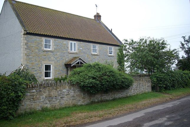 Thumbnail Detached house for sale in Nythe, Ashcott, Bridgwater, Somerset