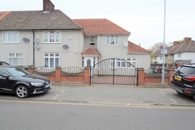 Thumbnail End terrace house for sale in Rugby Road, Dagenham