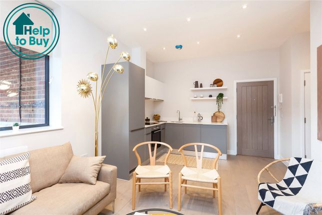 Thumbnail Flat for sale in Solis, 260 Field End Road, Eastcote, Middlesesx