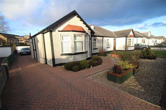 Thumbnail Semi-detached bungalow for sale in Inverkip Road, Greenock