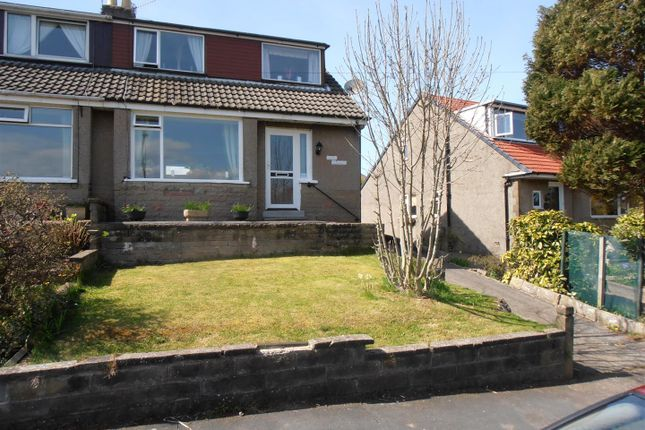 Thumbnail Semi-detached bungalow to rent in Kingsway, Heysham, Morecambe