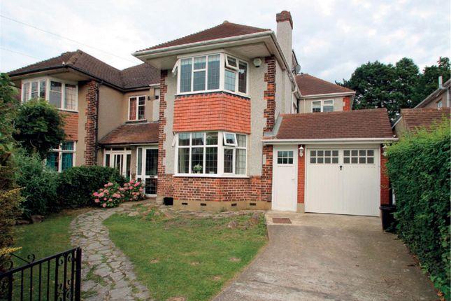 Thumbnail Semi-detached house to rent in Pickhurst Lane, West Wickham, Ohl