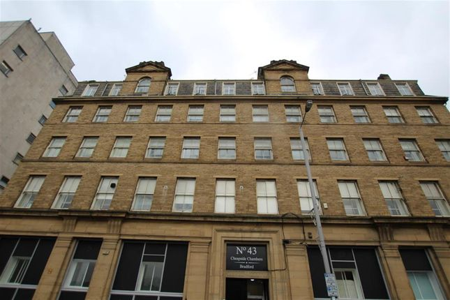 Thumbnail Studio for sale in Cheapside, Bradford, West Yorkshire