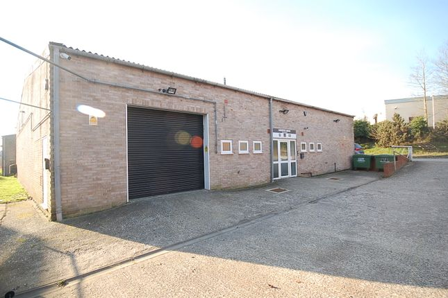 Thumbnail Industrial for sale in Turnpike Road, Newbury