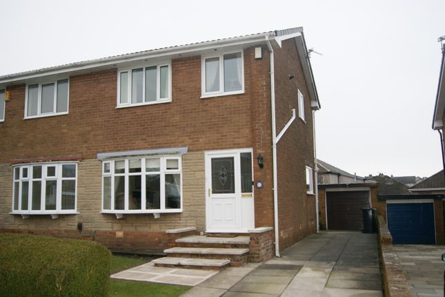 3 bed semi-detached house for sale in Moorside Avenue, Brierfield, Nelson