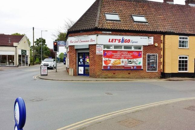 Retail premises for sale in 129 Constitution Hill, Norwich