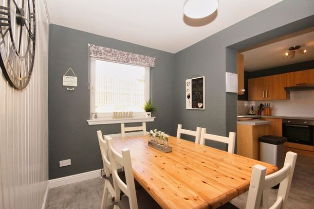 Dining Room of Player Green, Deerpark, Livingston EH54
