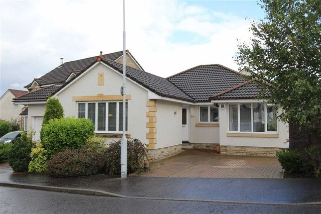 Thumbnail Detached bungalow to rent in Let Agreed, 50, Dovecot Way, Dunfermline