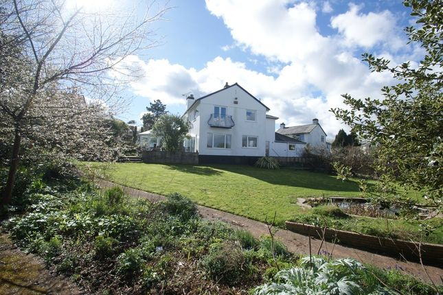 Thumbnail Detached house for sale in Tor Close, Paignton