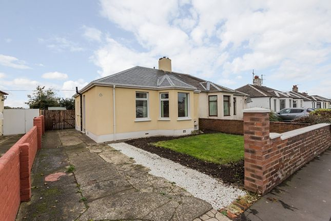 Thumbnail Semi-detached bungalow for sale in Lochside Road, Ayr