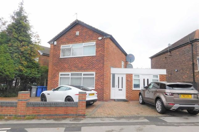 Thumbnail Detached house for sale in Rye Bank Road, Firswood, Manchester