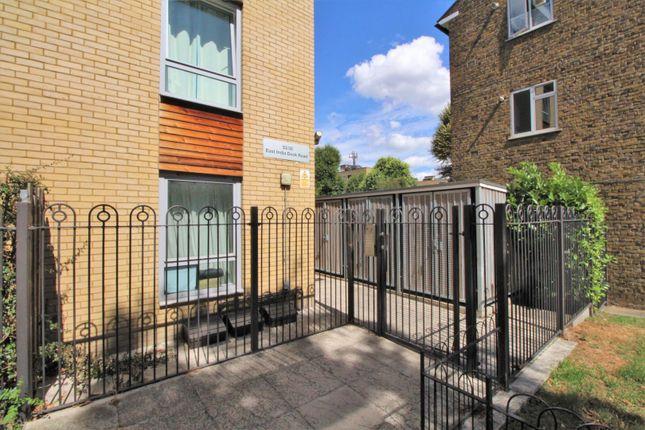 Entrance of 33 East India Dock Road, London E14
