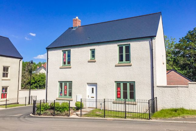 Thumbnail Detached house for sale in Trem Y Coed, St Fagans, Cardiff