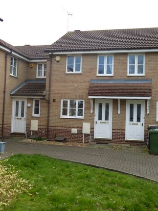 Thumbnail Town house to rent in Wallace Close, King's Lynn