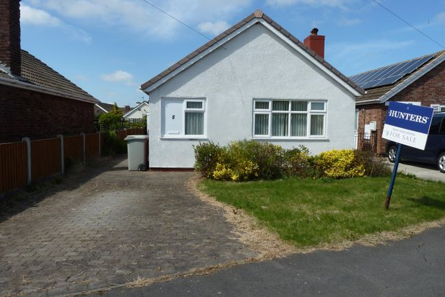 Thumbnail Detached bungalow for sale in The Drive, Mablethorpe