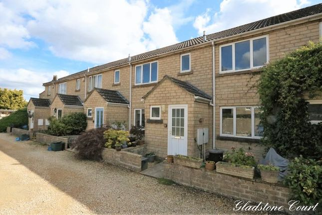 Thumbnail Terraced house for sale in Gladstone Road, Combe Down, Bath