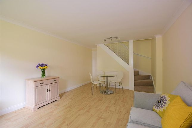 2 bed terraced house for sale in Violet Close, Walderslade Woods, Chatham, Kent