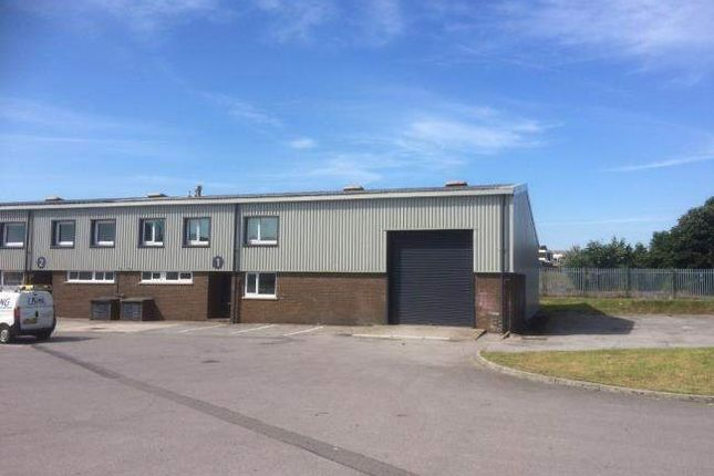 Thumbnail Industrial to let in Raven Close, Bridgend
