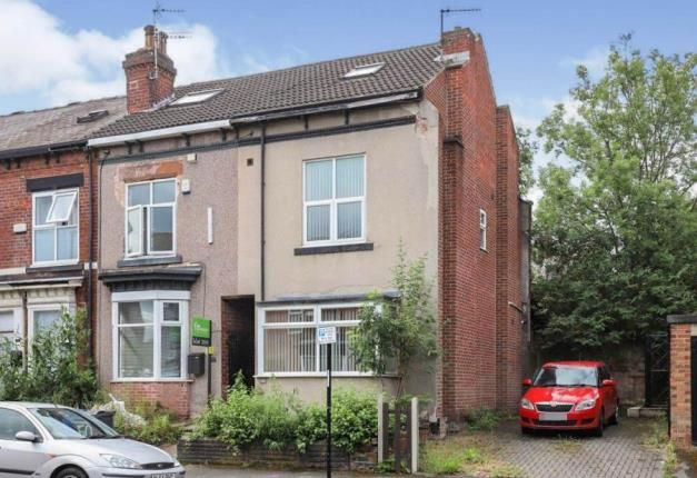 Thumbnail End terrace house for sale in Charlotte Road, Sheffield, South Yorkshire