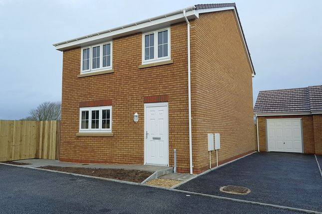 Thumbnail Detached house for sale in Plot 2, Tythegston Court, Porthcawl
