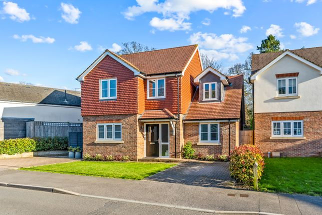 Thumbnail Detached house for sale in Columbus Drive, Sarisbury Green
