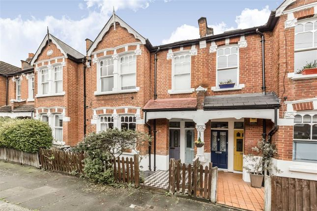 Thumbnail Flat to rent in Collingbourne Road, London