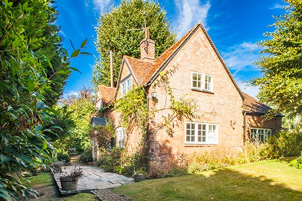 Thumbnail Property to rent in The Old Vicarage Cottage, Ipsden
