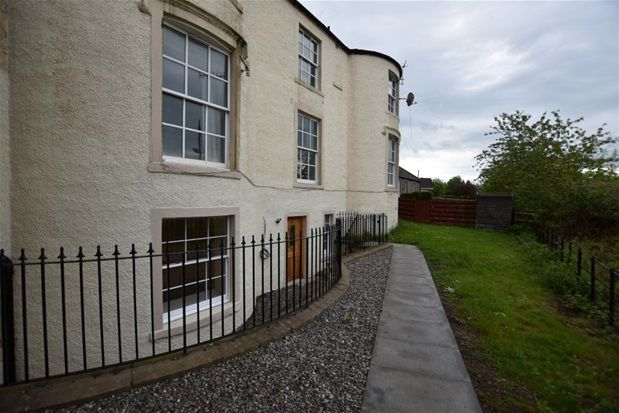 Thumbnail Flat for sale in Bank Street, Crieff
