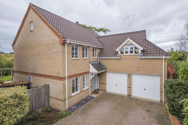 Thumbnail Detached house for sale in Squirrells Mill Road, Bildeston