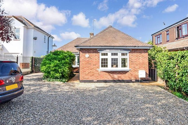Thumbnail Detached bungalow for sale in Hollywood Lane, Wainscott, Rochester, Kent