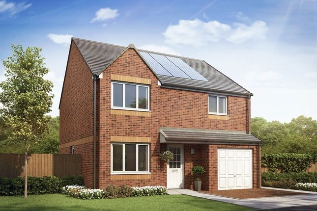 "Thumbnail Detached house for sale in ""The Balerno"" at Penzance Way, Chryston, Glasgow"