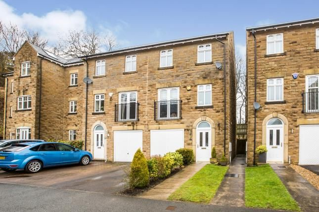 Thumbnail Semi-detached house for sale in Silk Mill Chase, Sowerby Bridge, West Yorkshire