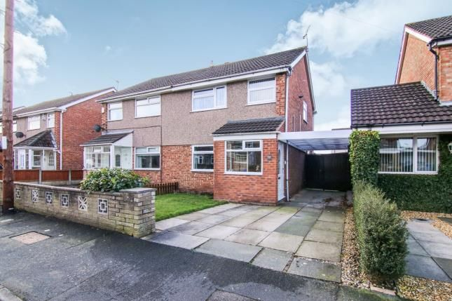 Thumbnail Semi-detached house for sale in Blackhurst Road, Maghull, Liverpool, Merseyside