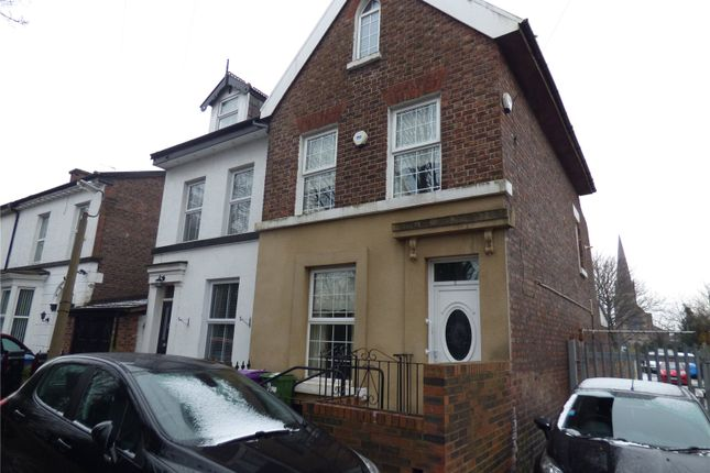 Thumbnail Semi-detached house for sale in Gardner Road, Old Swan, Liverpool, Merseyside
