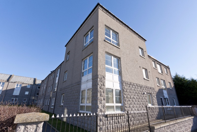 Thumbnail Flat to rent in Mary Elmslie Court, City Centre, Aberdeen, 5Bs