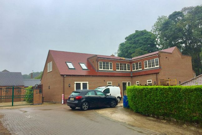 Thumbnail Detached house for sale in High Street, Caythorpe, Grantham